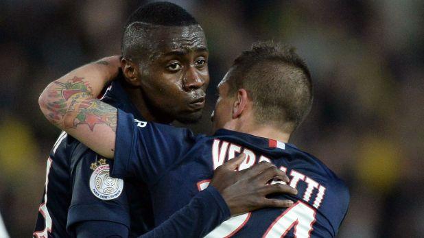 Blaise Matuidi Marco Verratti PSG Paris Saint-Germain