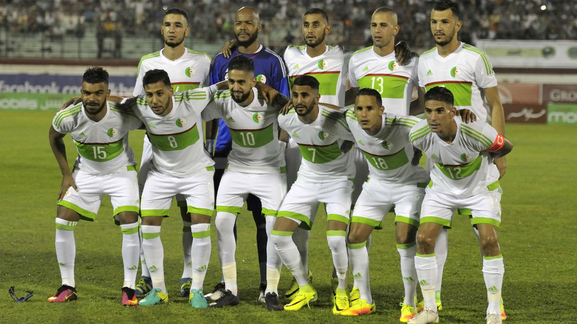 Algeria name strong squad for Super Eagles