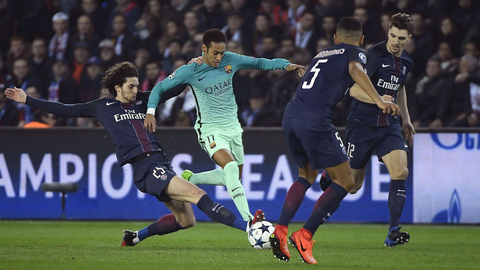 Psg 4  0 Barcelone Résumé Du Match 140217 Ligue Des