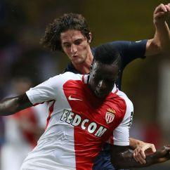 Paris Saint Germain Monaco Sofascore Cushion Support For Sofa 3 1 Emery 39s Men Fall To First