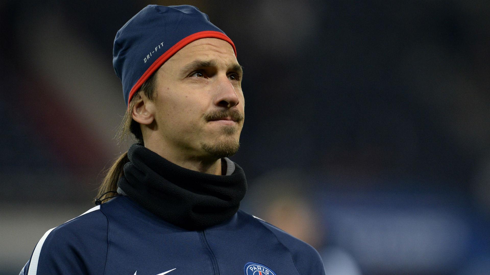 Ibrahimovic se interessa por projeto de Beckham na MLS