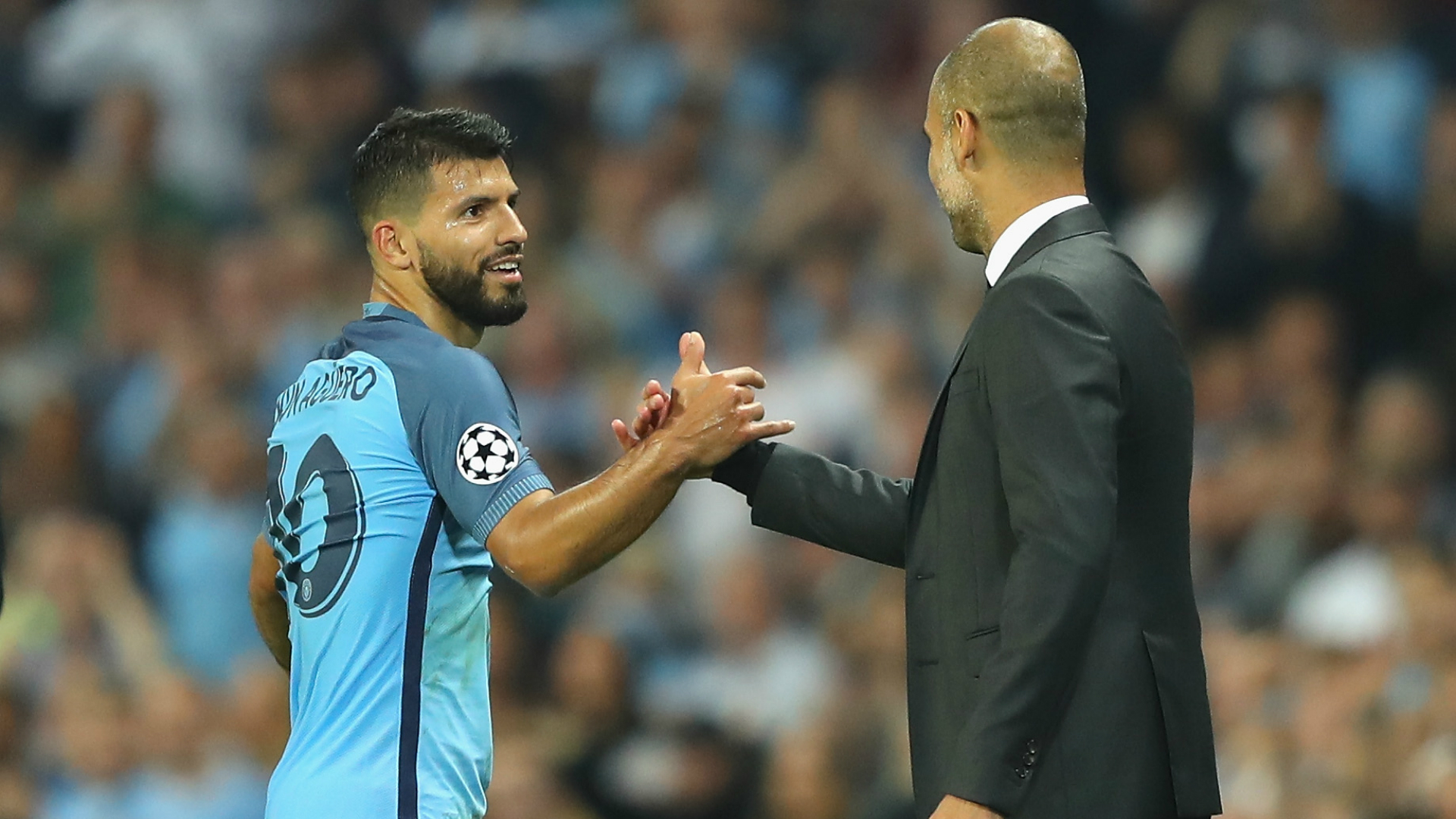 Aguero: I wasn't angry with Guardiola over Barca benching