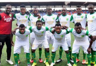 Image result for Plateau United reinforce squad ahead of second stanza