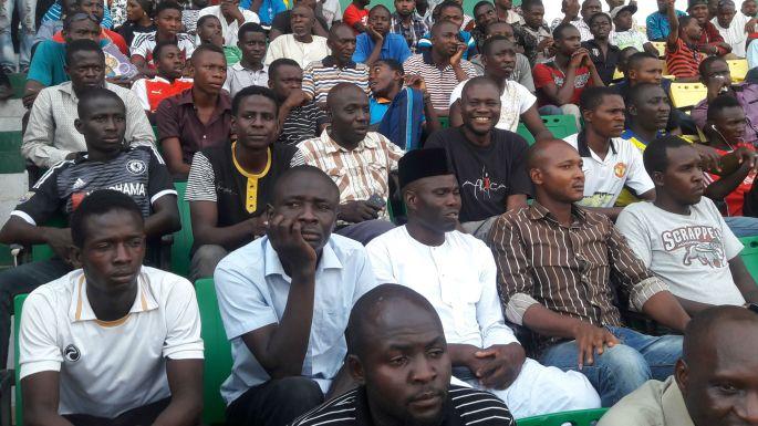 Kaduna fans
