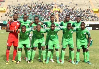 Flying Eagles begin training for U20 World Cup