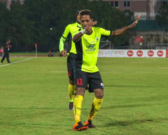 Tampines Rovers 4 0 Sheik Jamal Stags Get Afc Cup