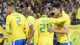 Image result for Sundowns look to wrap up first Champions League title