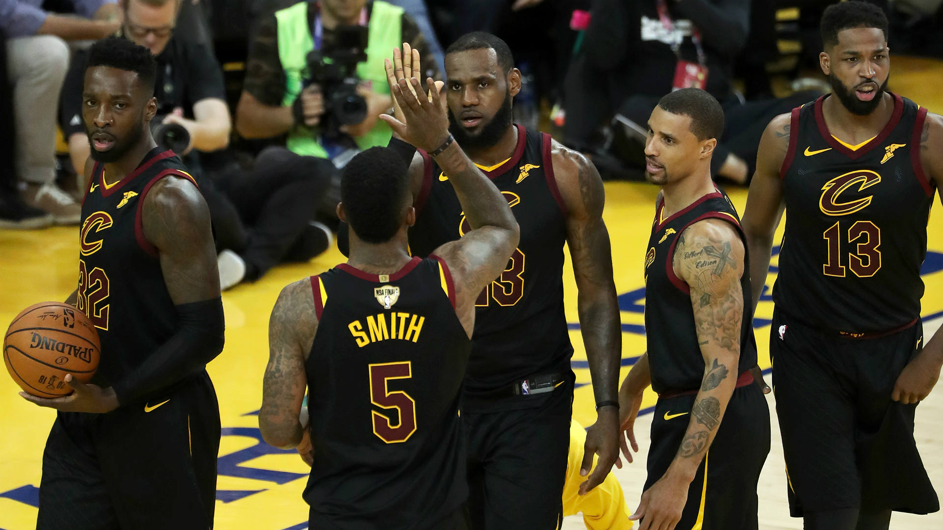Cleveland Cavaliers Determined To Bounce Back From