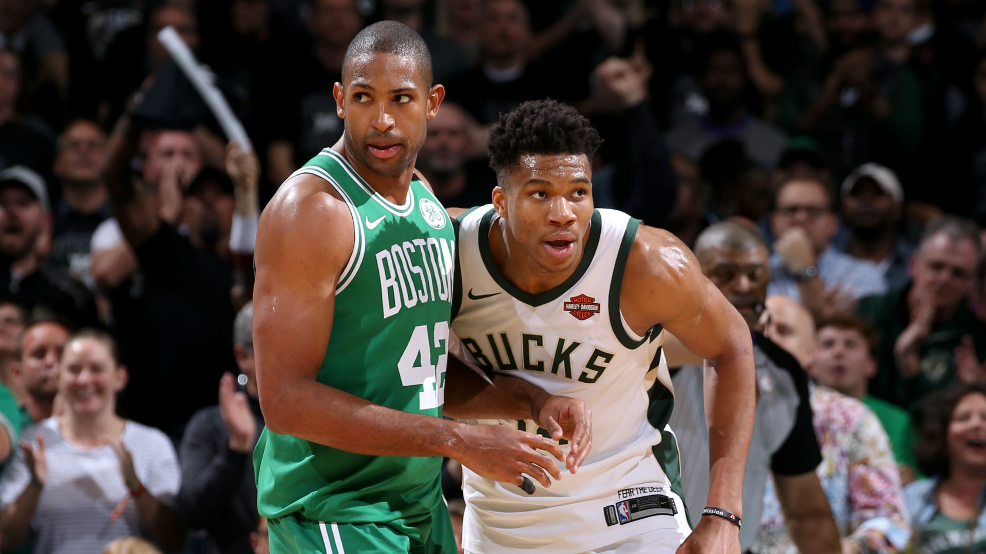 Nba Playoffs 2019 Live Updates From Game 1 Of Bucks