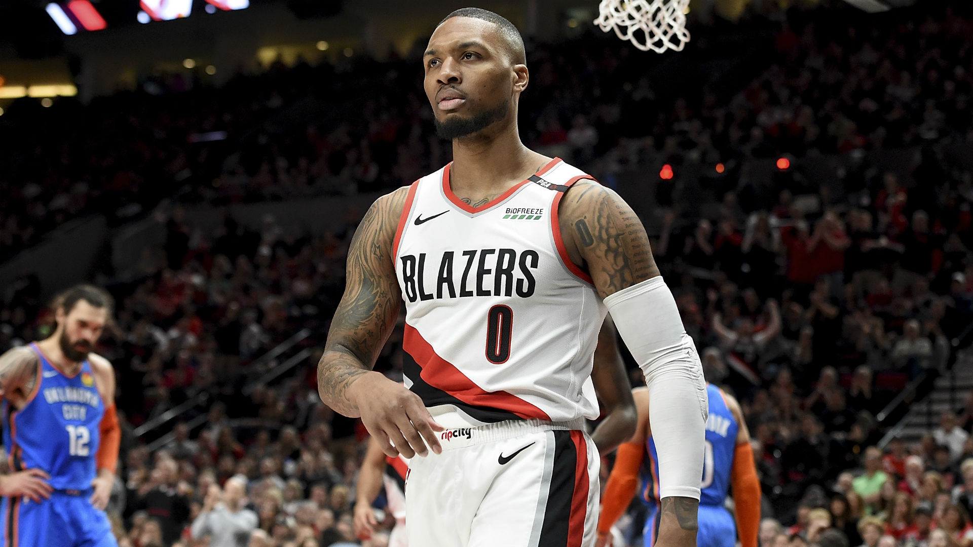Nba Playoffs 2019 Damian Lillard Says It S Good To Get
