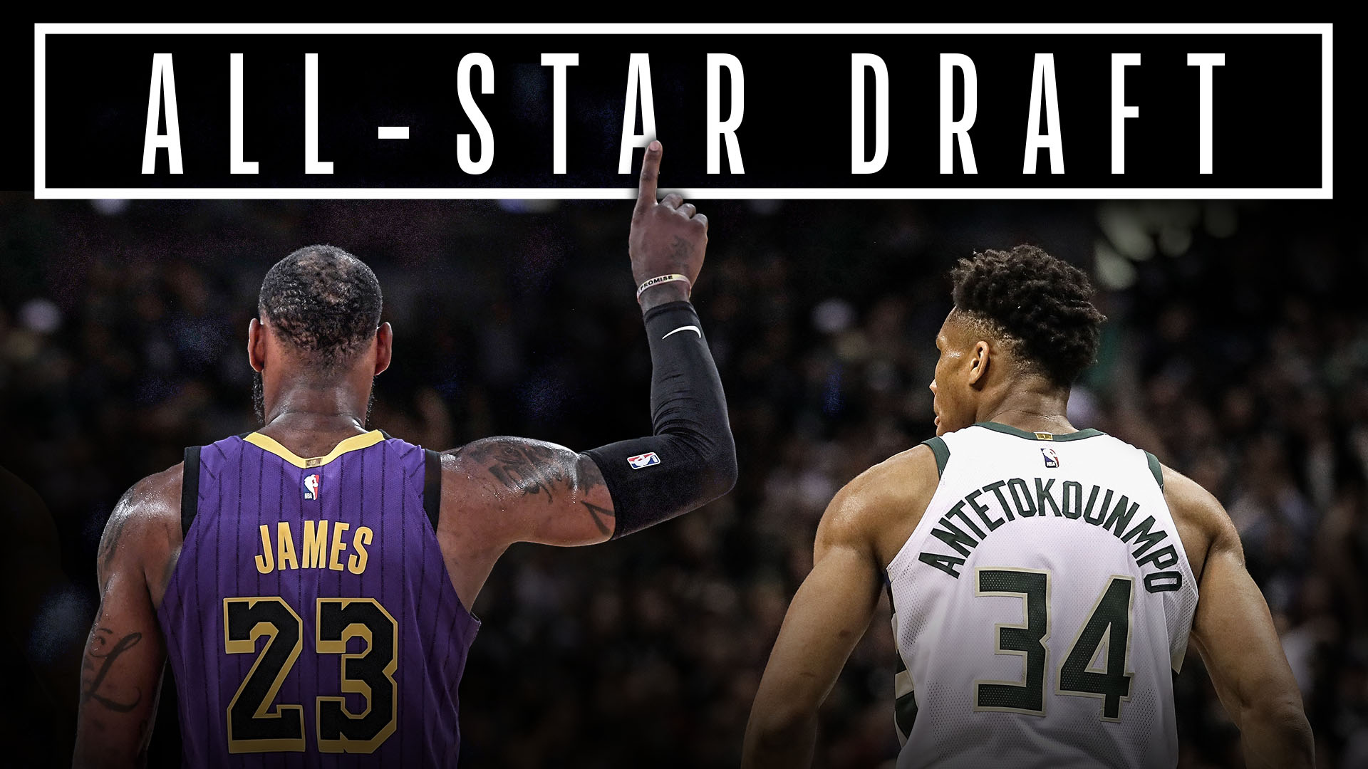 Nba All Star Mock Draft Who Will Lebron James And Giannis