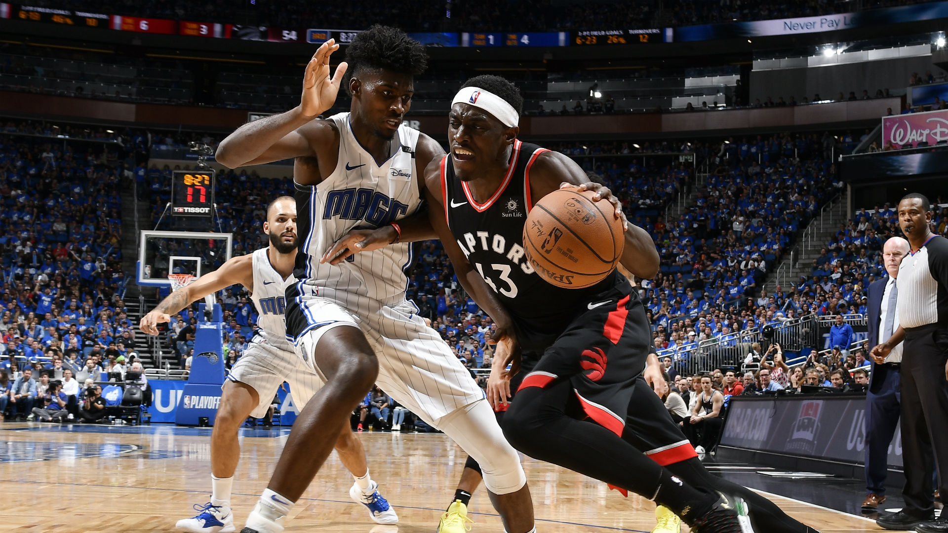 Nba Playoffs 2019 Four Takeaways From A Hard Fought Game