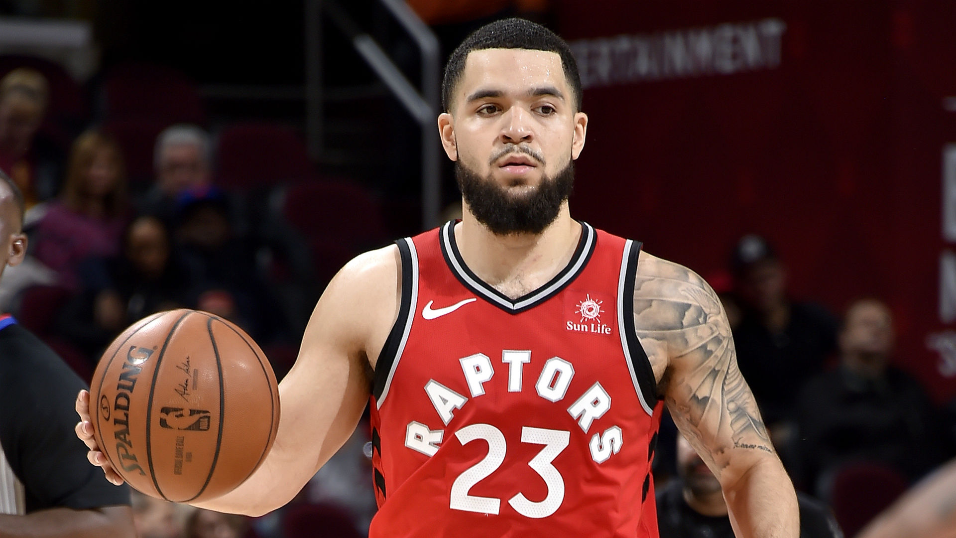 Toronto Raptors Guard Fred Vanvleet Expects To Be An Nba