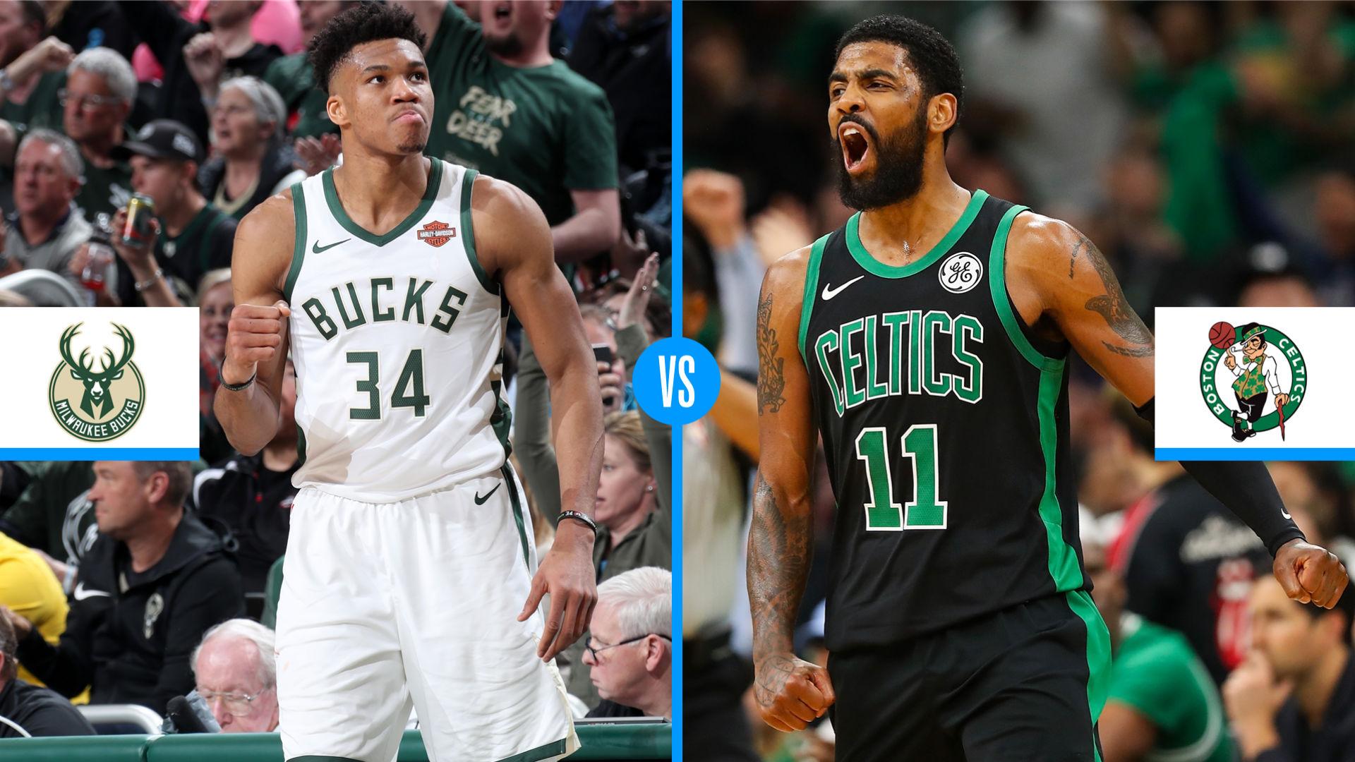 Nba Playoffs 2019 Milwaukee Bucks Vs Boston Celtics