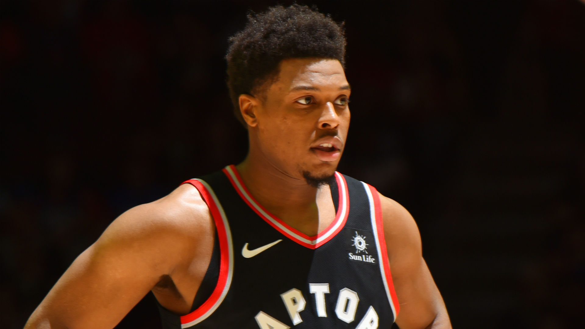 Kyle Lowry Insists He Ll Be Alright After Suffering Ankle