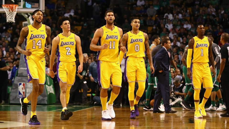 Reviewing Lakers Strong Season What Worked What Didn T