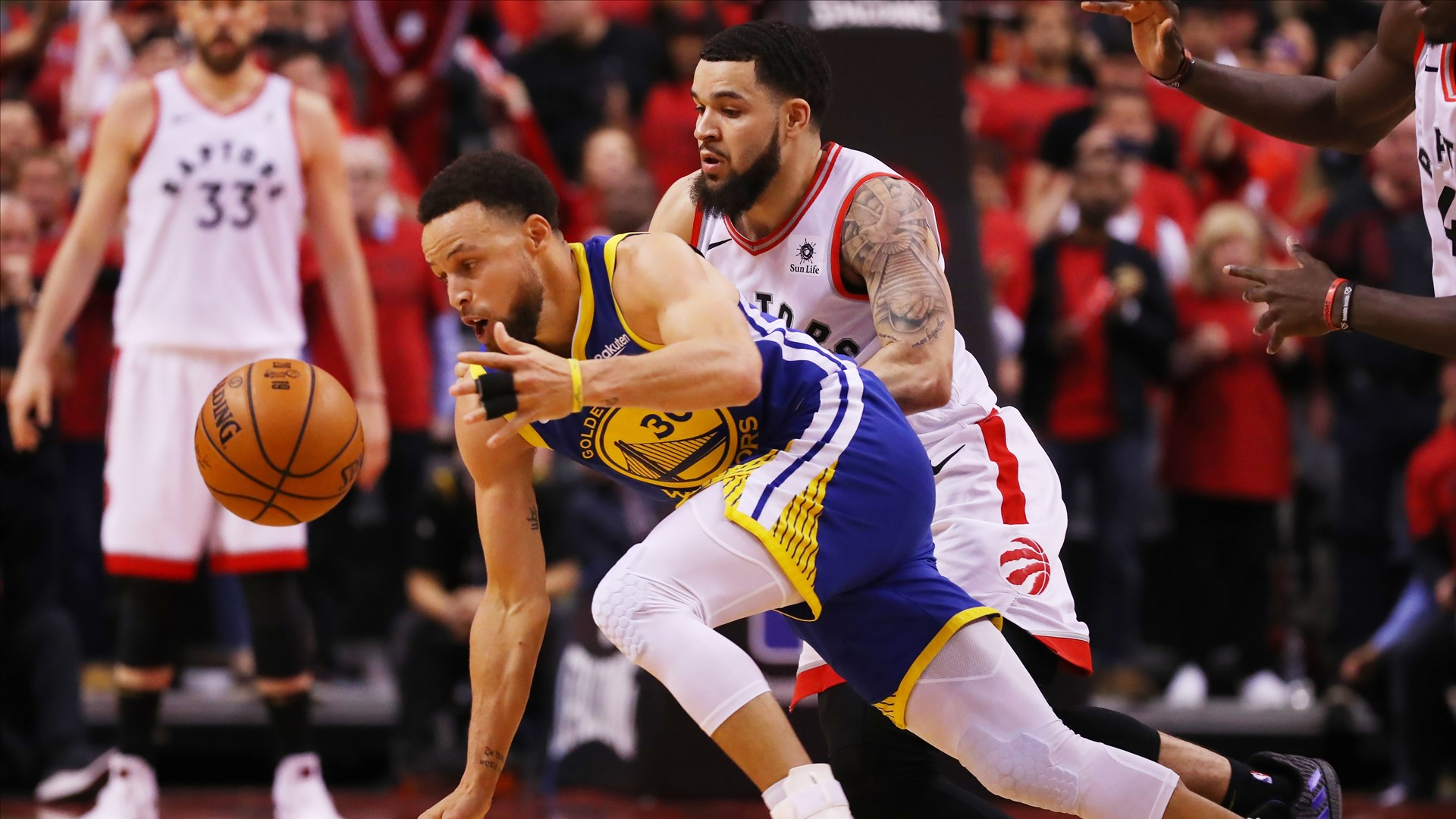 NBA Finals 2019: L2M Report - Stephen Curry travelled prior to Andre Iguodala's clutch game-sealing 3 in Game 2 | NBA.com Canada | The official ...