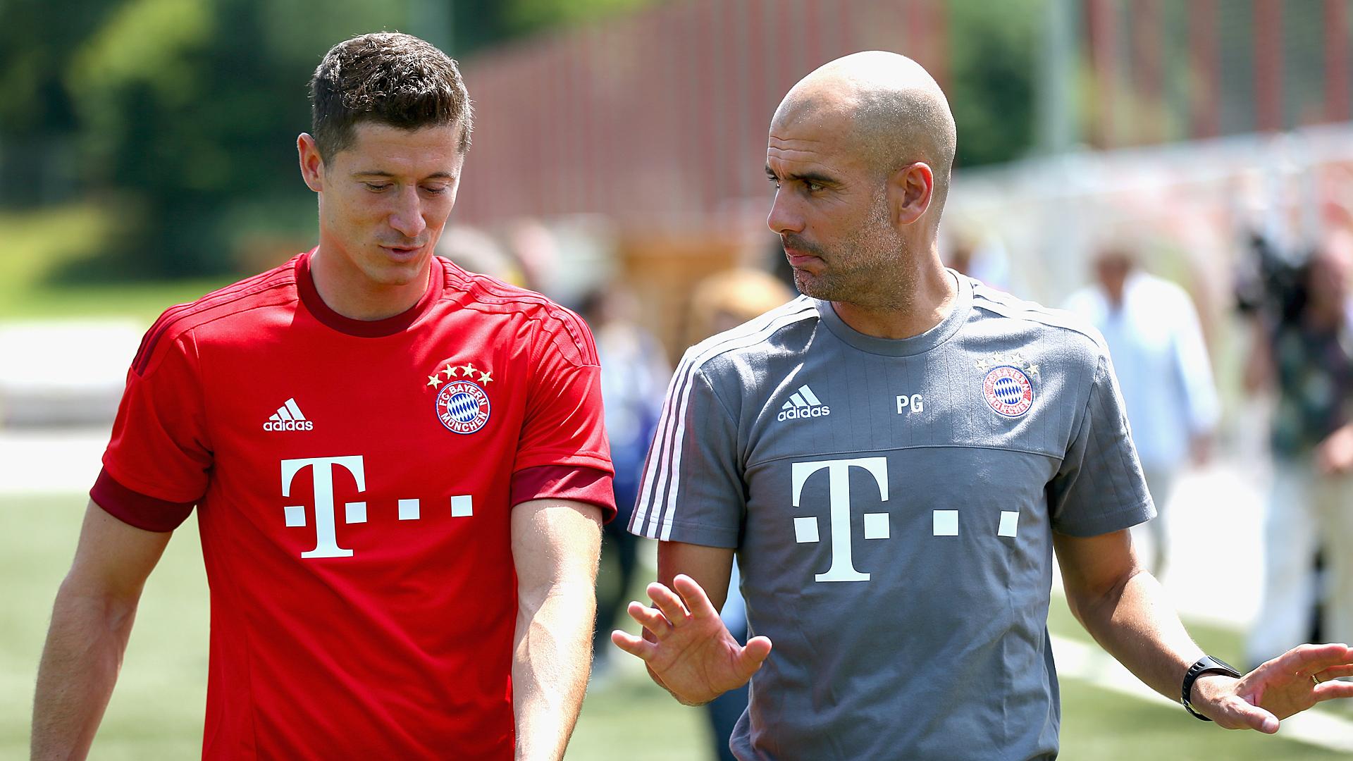 "Lewandowski: ""Guardiola já sabe para onde ele vai"""