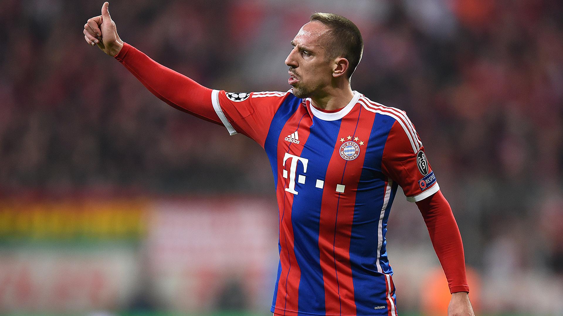 Empresário de Ribéry diz que jogador não pensa em voltar a defender a França