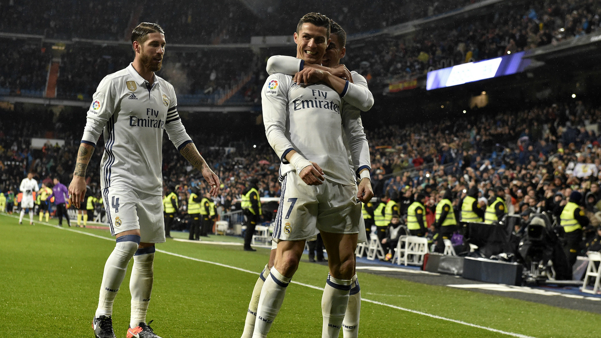 Real Madrid CF v Real Sociedad de Fútbol Match Report, 29