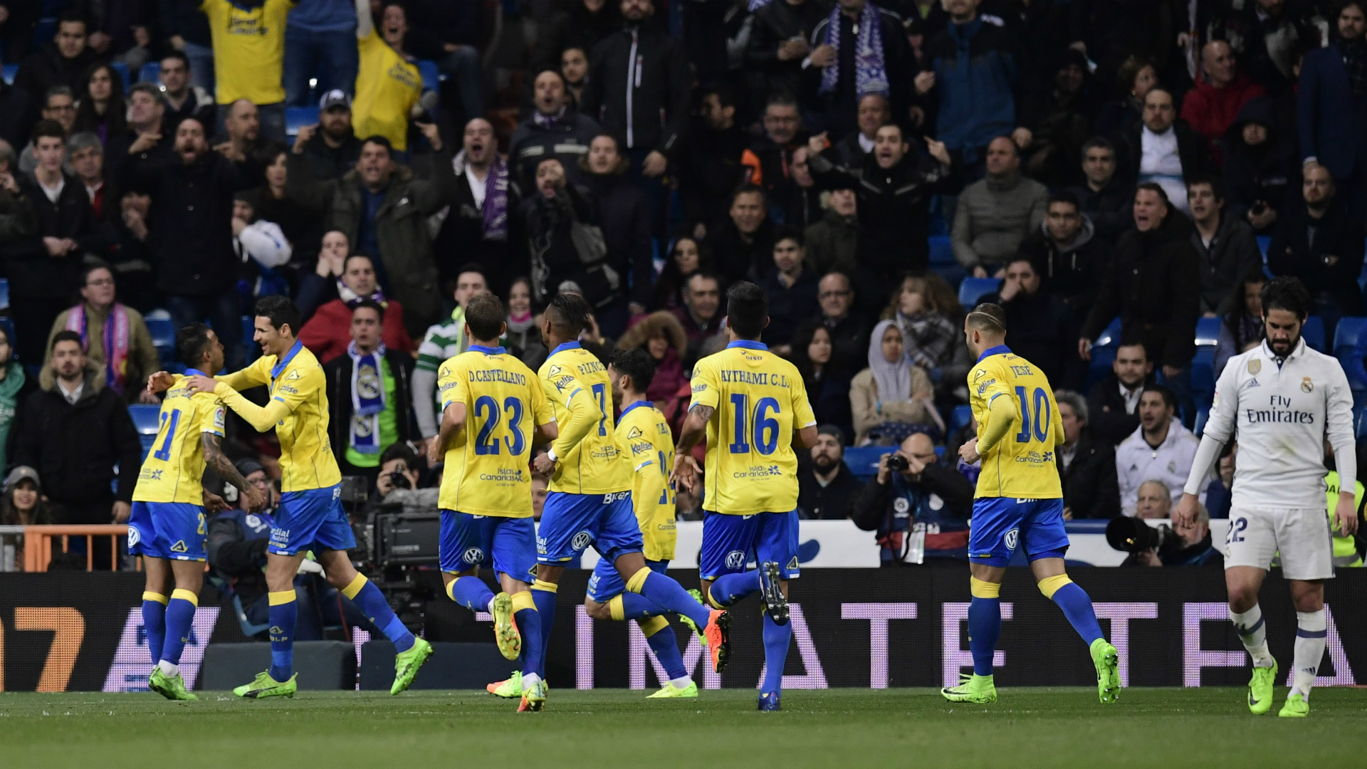 What We Learnt From Real Madrid's 33 Draw With Las Palmas