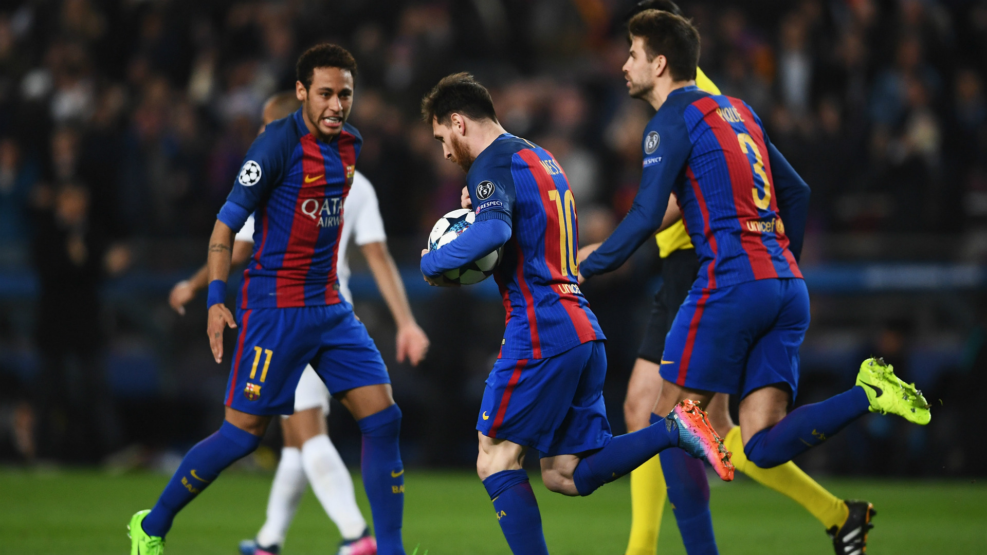 Barcelona complete greatest comeback in Champions League history