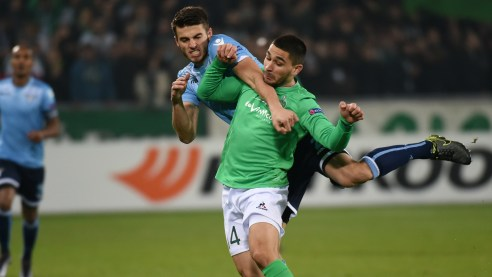 Image result for maupay st etienne