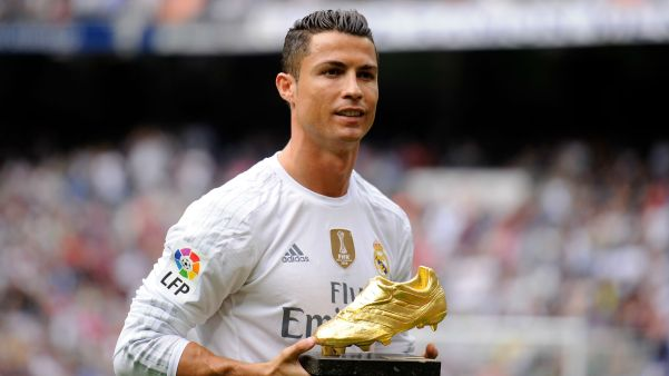 Cristiano Ronaldo is among a select few who has won the prestigious Ballon d'Or award thrice. (Source: www.goal.com)