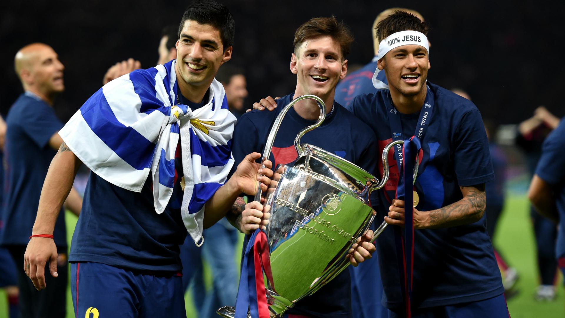 'Messi, Suarez & Neymar should be Ballon d'Or trio' - Bartomeu