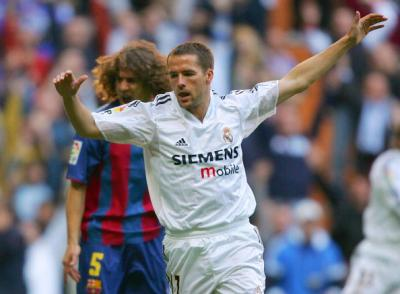 Michael Owen - Real Madrid
