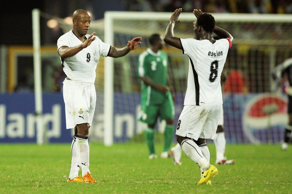 Michael Essien: 2010 World Cup absence denied Bison his finest hour