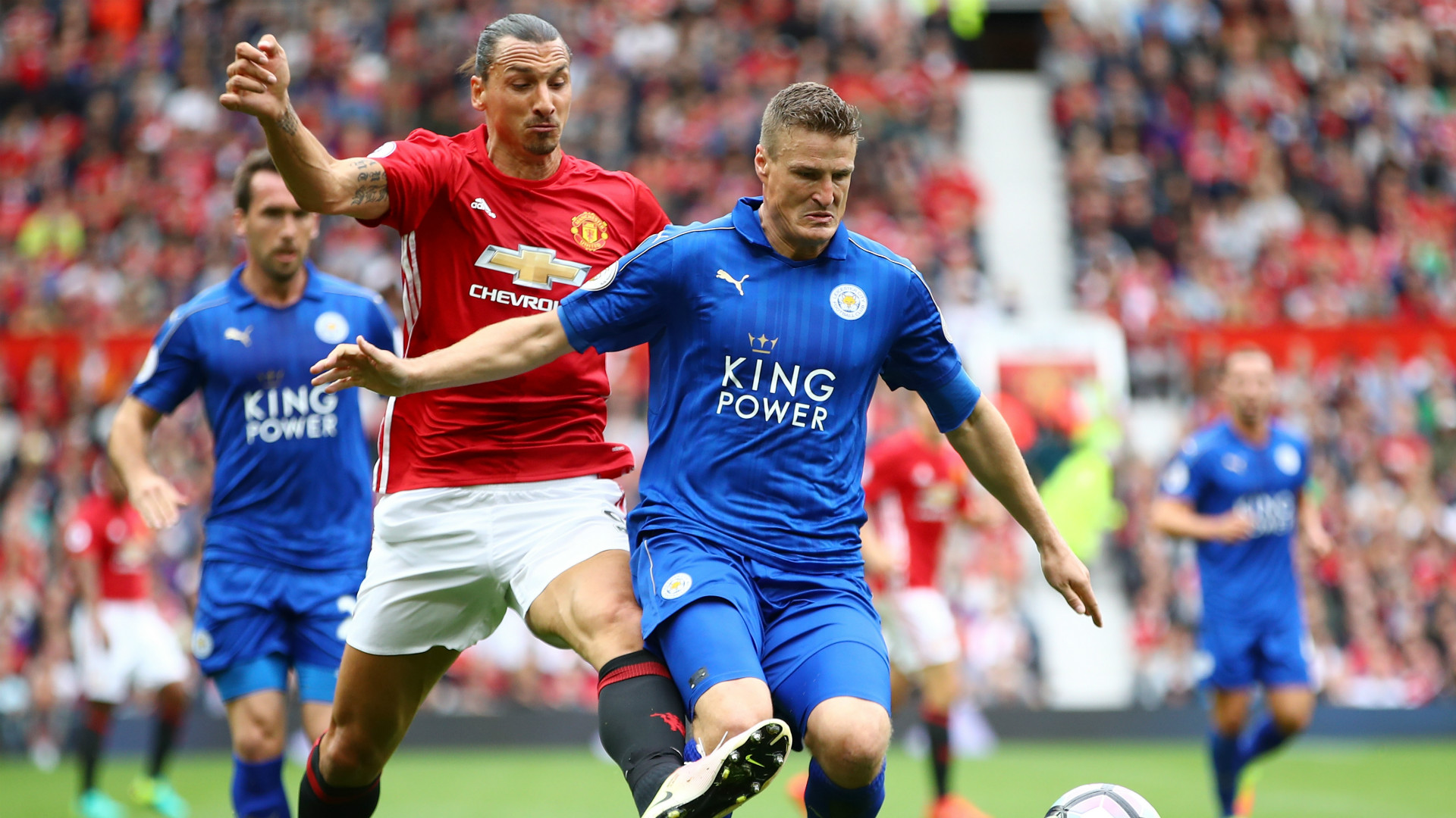 Premier League Worst Team Of The Week Robert Huth Goal