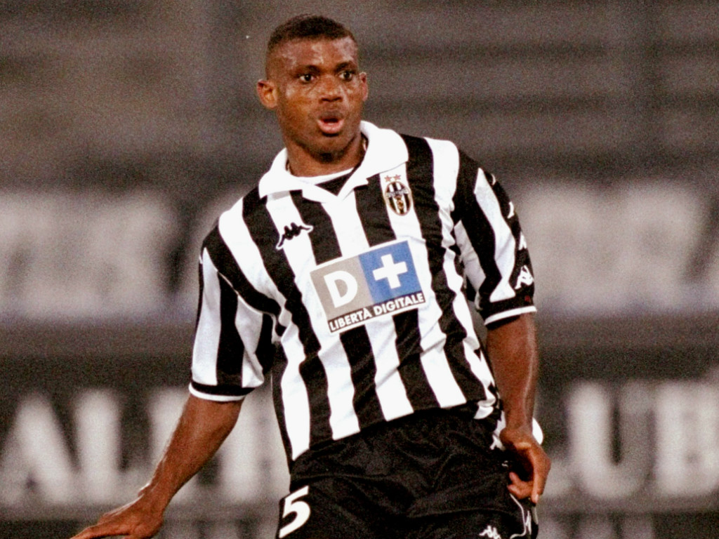 Image result for sunday oliseh juventus