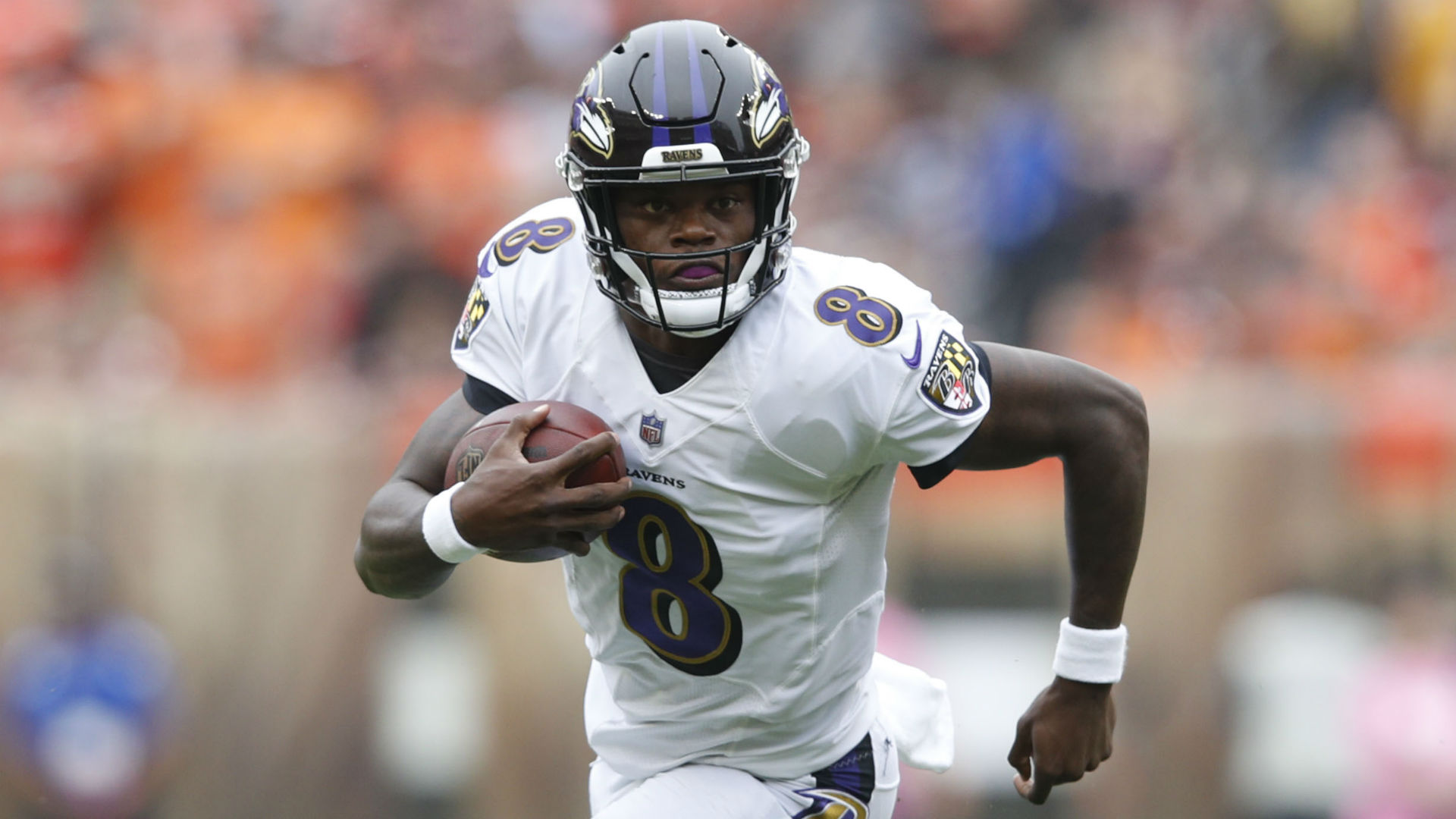 Ravens Qb Lamar Jackson Clears Concussion Protocol