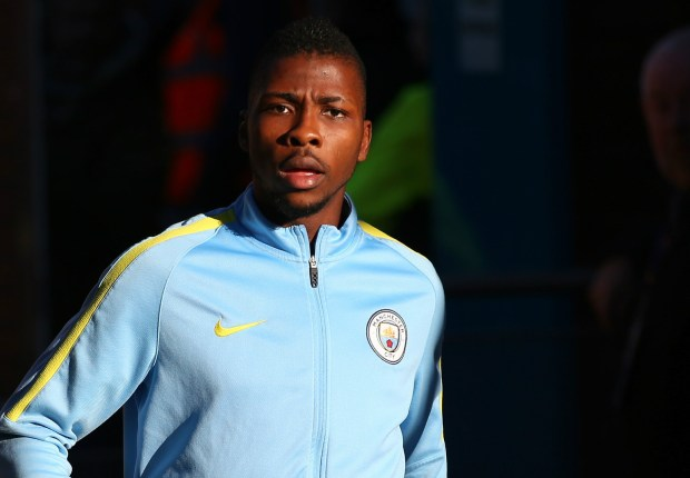 Shakespeare eager to finalise deal for Manchester City striker Iheanacho