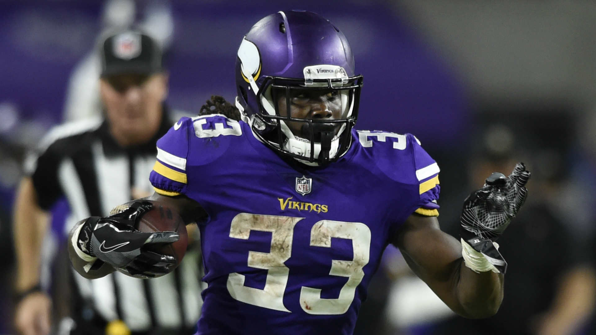 Image result for dalvin cook vikings
