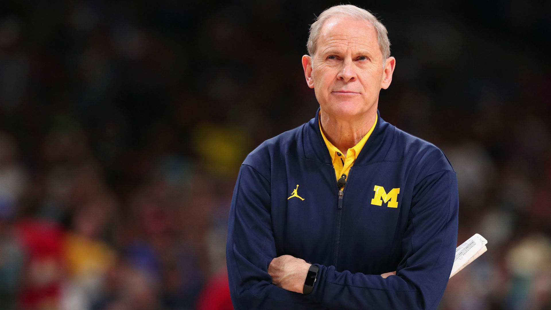 John Beilein Staying At Michigan As Pistons Courtship Ends