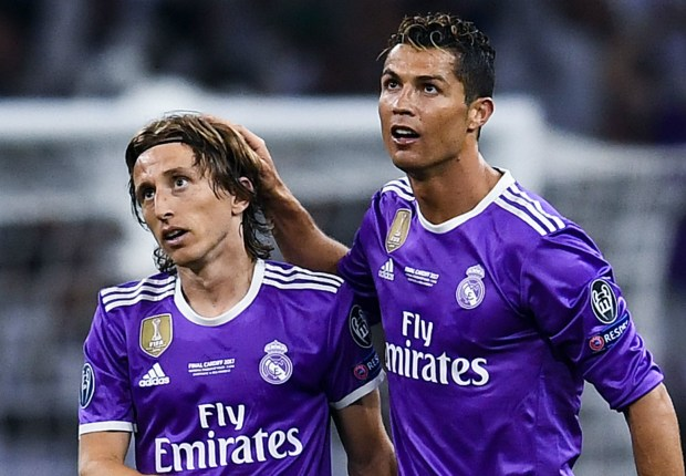Modric: I've never heard Ronaldo say he wants to leave