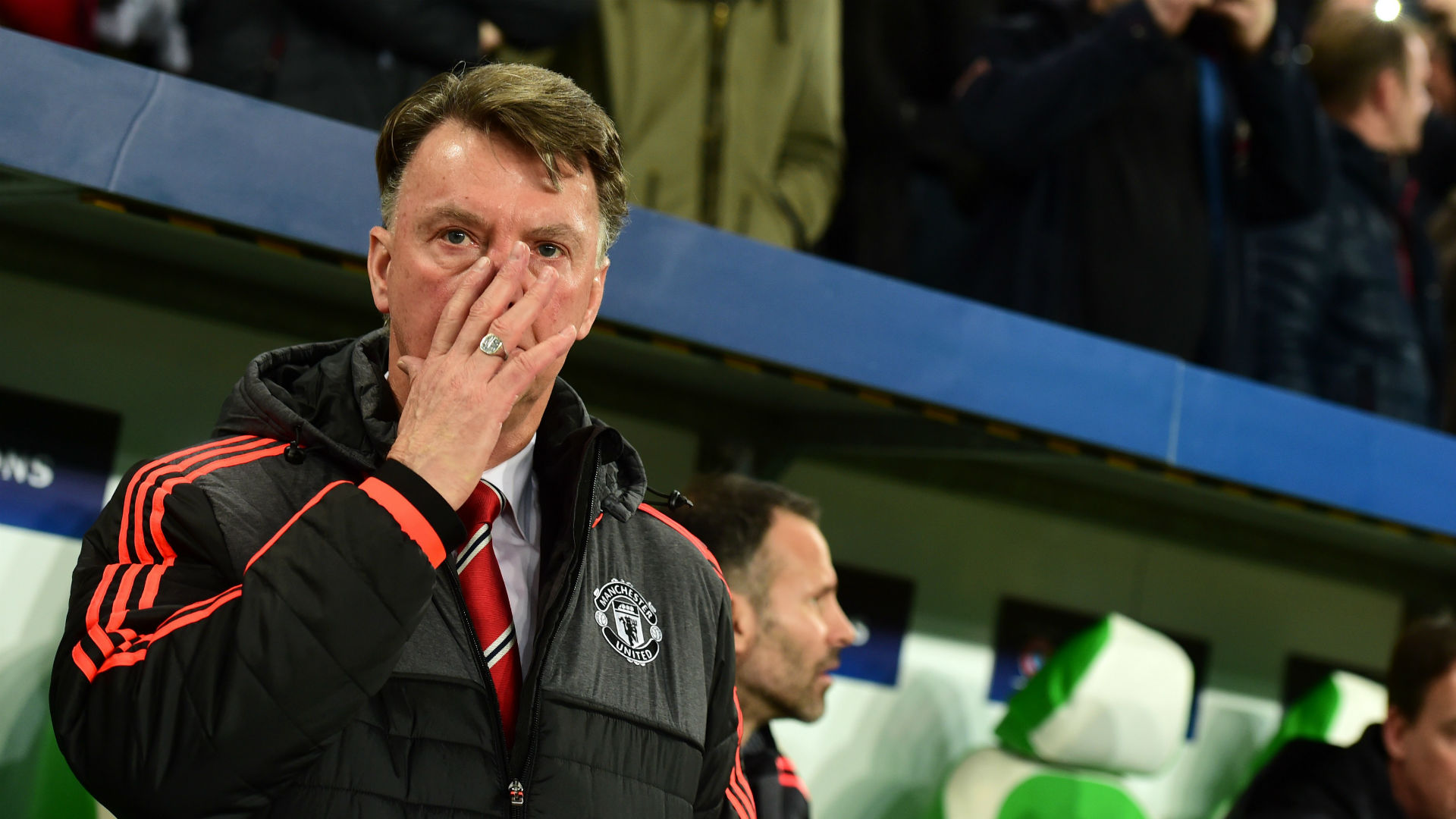 Boring Van Gaal is sucking the life out of Man United