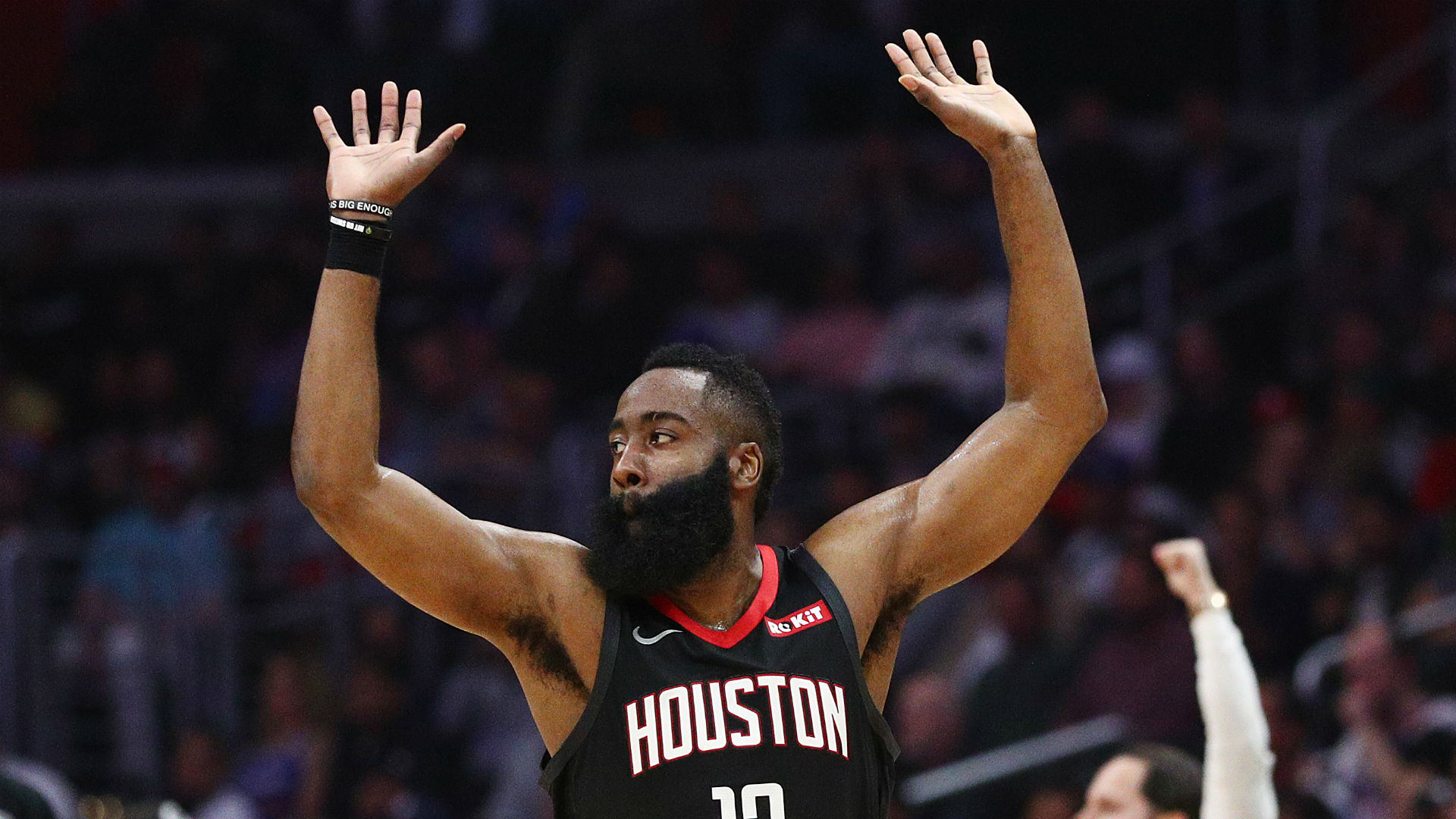 Rockets star James Harden joins Houston Dynamo ownership group