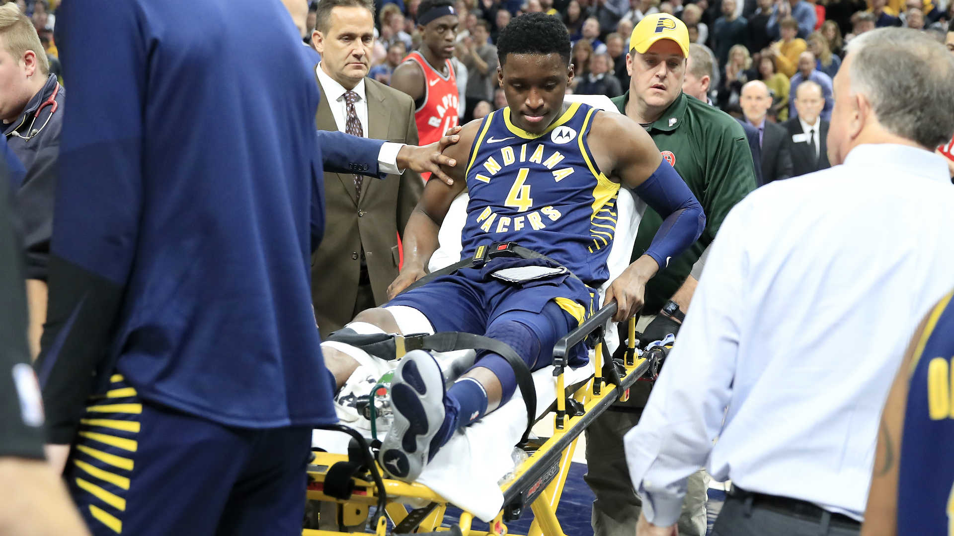 Image result for victor oladipo injury
