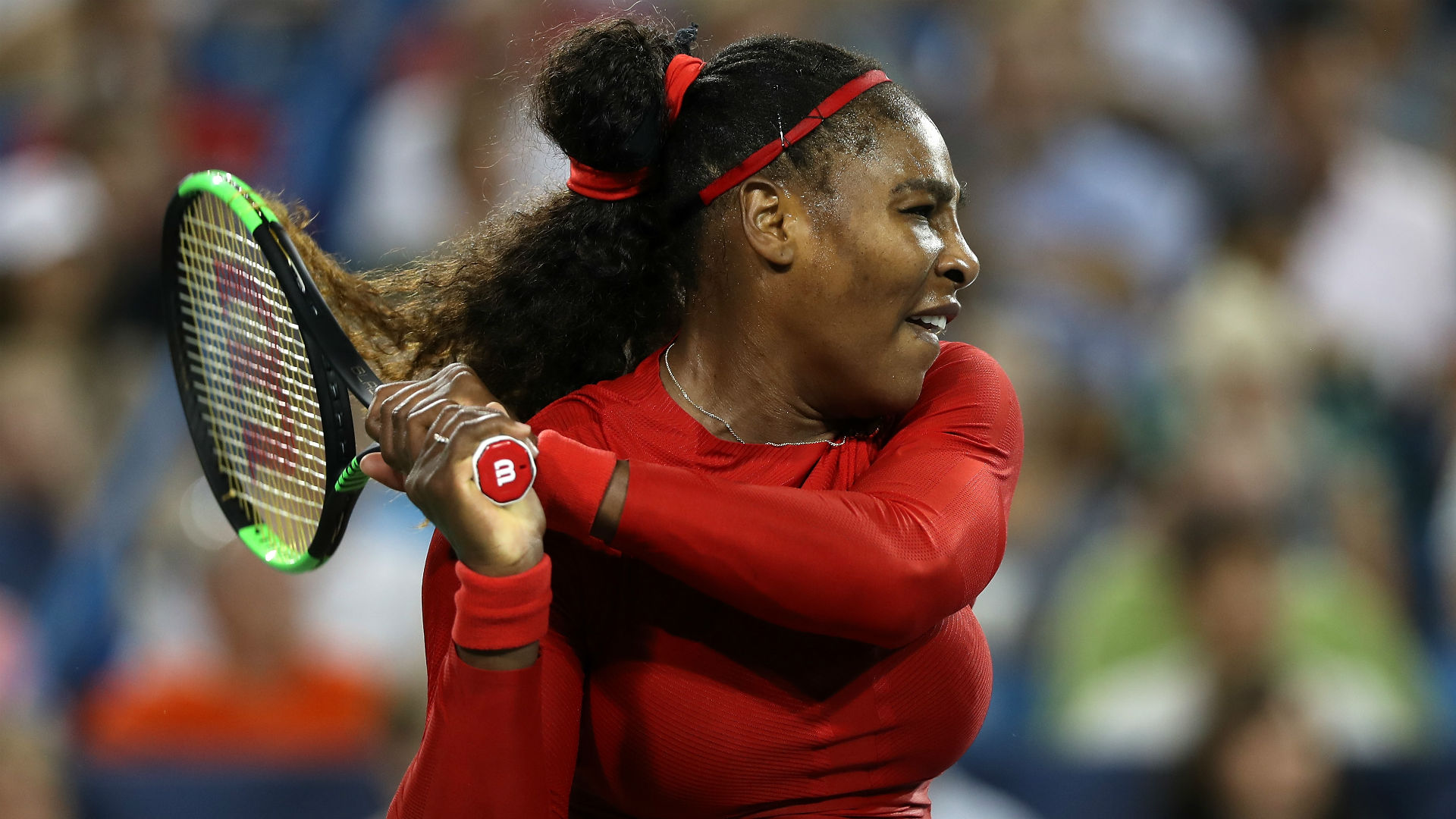 Serena Williams 'fine' With French Tennis Federation