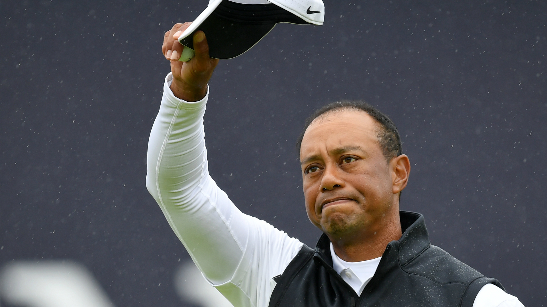 tiger woods at the british open 2019 results