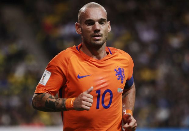 No Sneijder transfer talks with Nice - agent