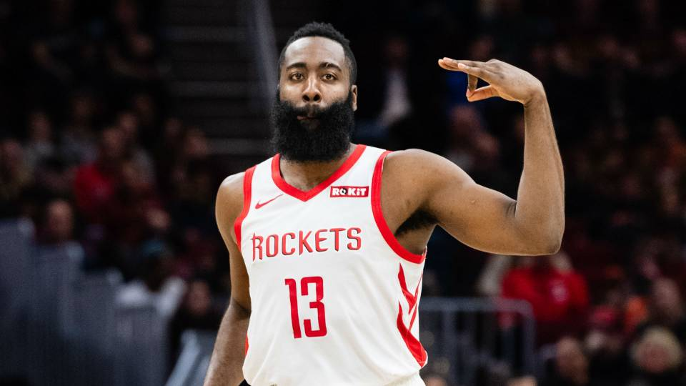 How James Harden S 2018 19 Numbers Compare To Last Year S
