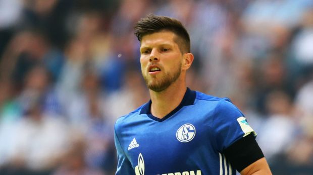 Bundesliga Klaas Jan Huntelaar Confirms Schalke Exit