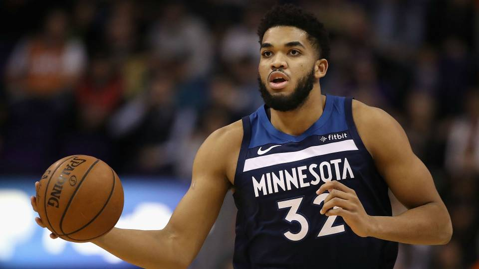 Timberwolves Karl Anthony Towns Remains In Concussion