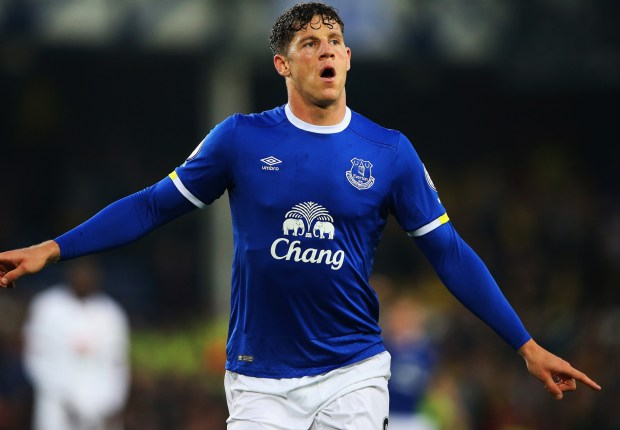 'He can help us get better' - Rooney eager for Barkley stay at Everton