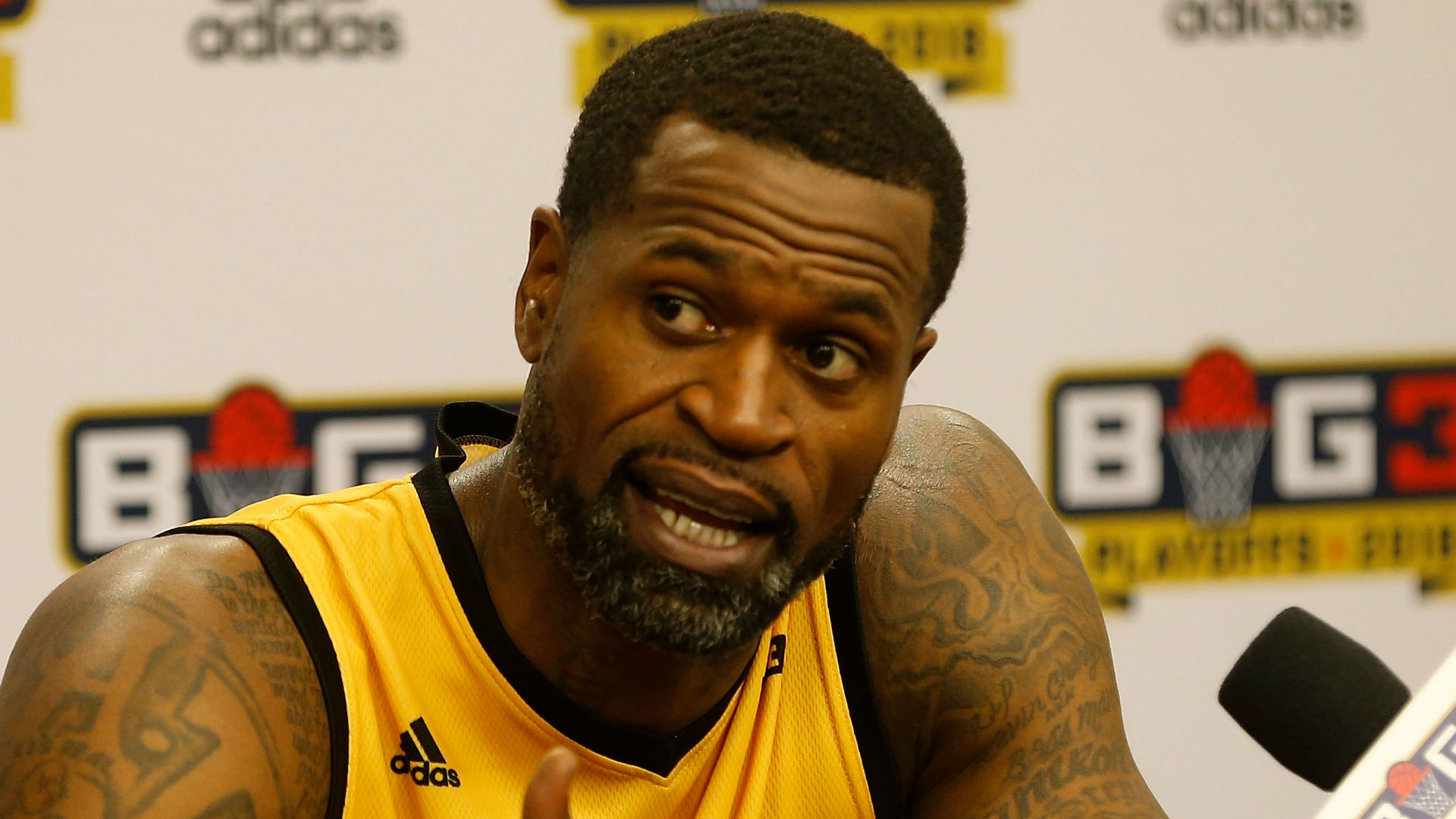 Stephen Jackson Today S Nbaers Are Spoiled Sporting