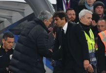 Chelsea clash is 'just a game, no difference' for Mourinho
